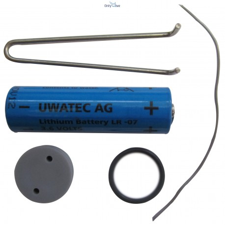 Batterie Kit Aladin 1981