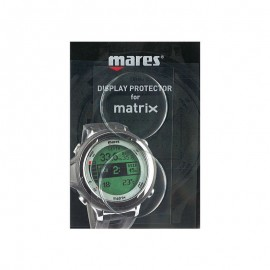 Mares Smart und Matrix Displayschutz