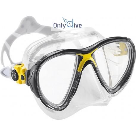 Maske Cressi Big Eyes Evolution Crystal