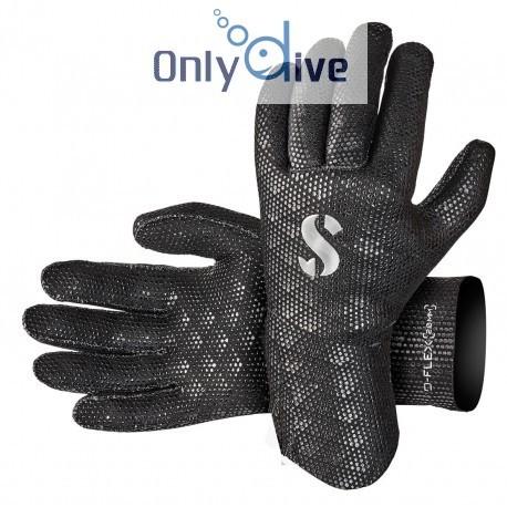 Rebel Kinder Handschuhe D-Flex 2 MM
