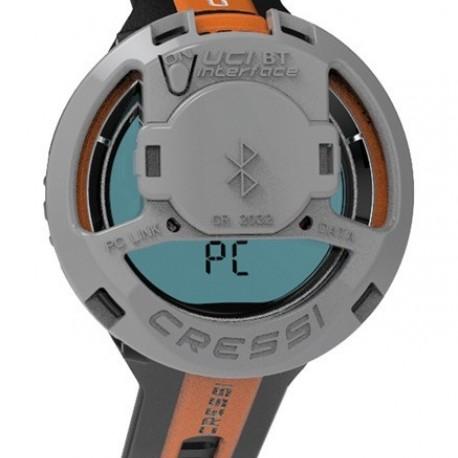 Cressi interface bluetooth montres