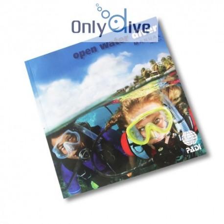 PADI Manual Open Water Diver