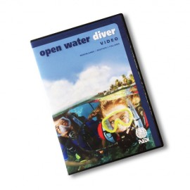 PADI DVD Open Water Diver