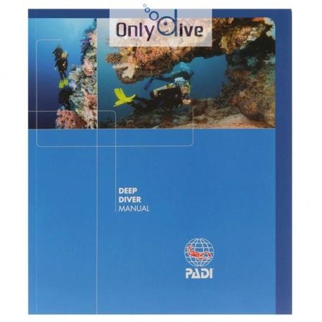 Manuel PADI Deep Diver