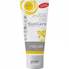 Mawaii Crème Solaire Suncare SPF 50, 75 ml