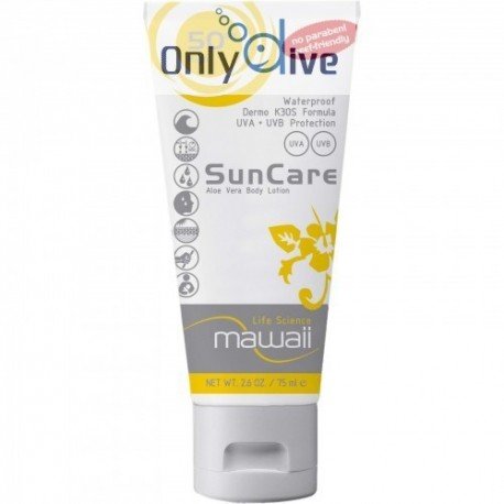 Mawaii Sonnencreme Suncare SPF 50, 75 ml