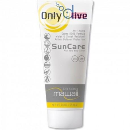 Mawaii Crème Solaire Suncare SPF 30, 75 ml