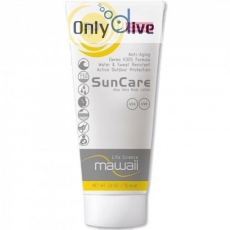 Mawaii Sonnencreme Suncare SPF 30, 75 ml
