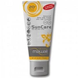 Mawaii Crème Solaire Suncare SPF 20, 75 ml