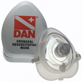 DAN Pocket Masque Oronasal de Réanimation