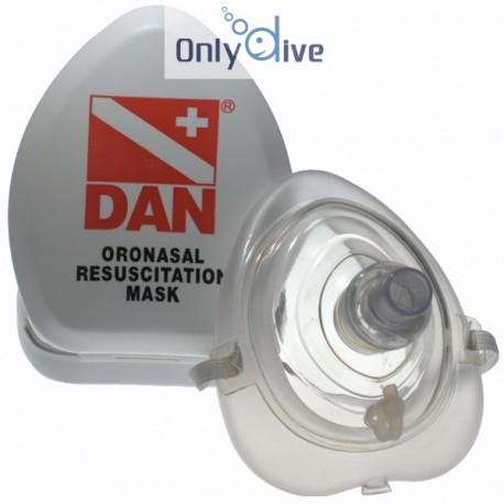 DAN Pocket Masque Oronasal de Réanimation