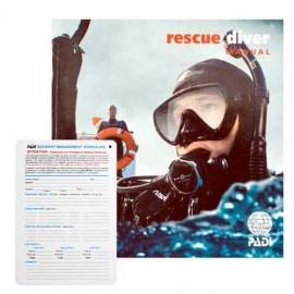 Manuel PADI Rescue Diver