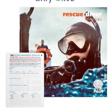 Manual PADI Rescue Diver