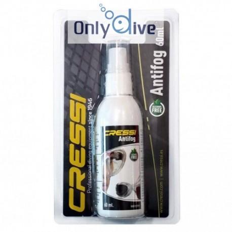 Cressi spray anti-buée 60 ml