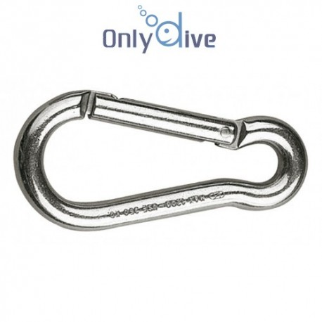 Best Divers Inox Karabiner 100 mm