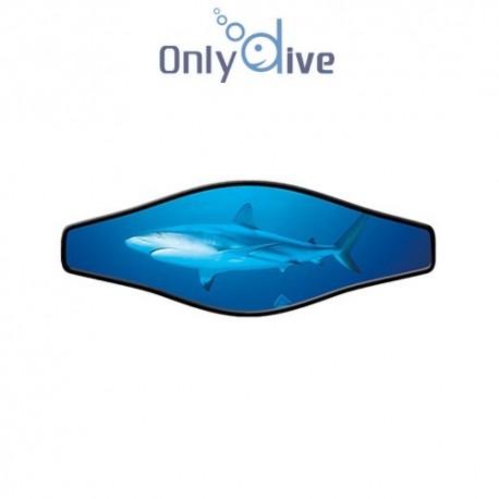 Strap de masque - Live Shark