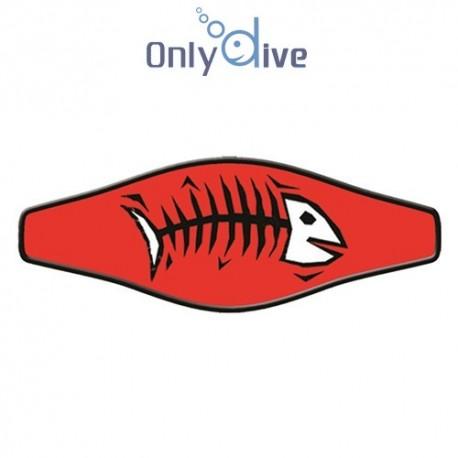 Strap de masque - Fishbone