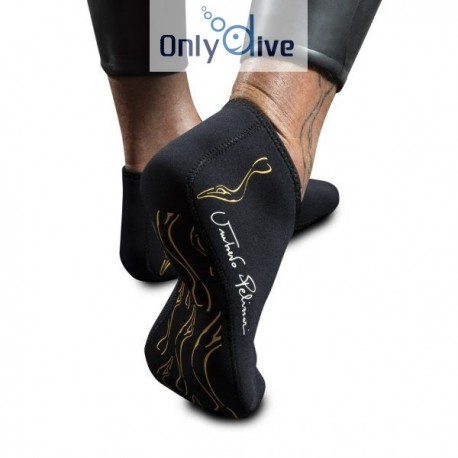 Omersub Chaussettes courtes 3mm