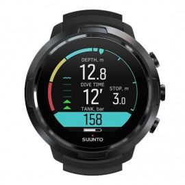 Suunto Montre D5 All Black