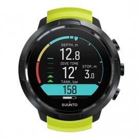 Suunto Montre D5 Black Lime