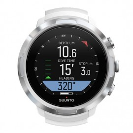 Suunto Montre D5 White
