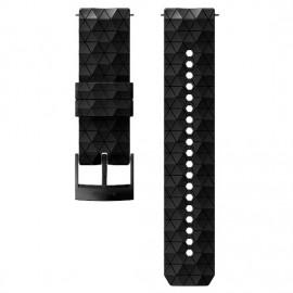 Suunto D5 - bracelet silicone noir