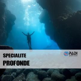 PADI Profonde