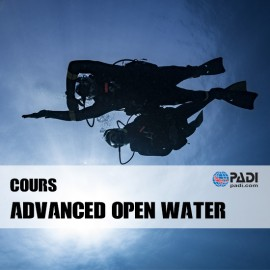 Cours PADI Advanced Open Water Diver