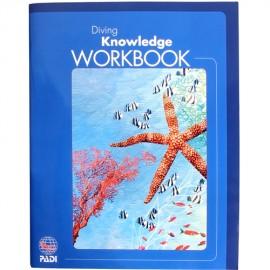 PADI Manual Diving Knowledge Workbook