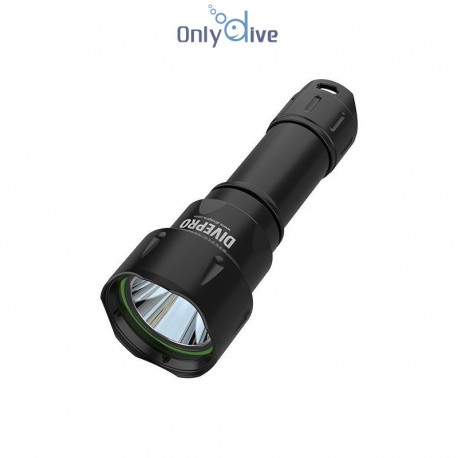 Divepro Tauchlampe D6
