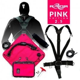Razor System Komplett Sidemount 2.5 – Pink Edition