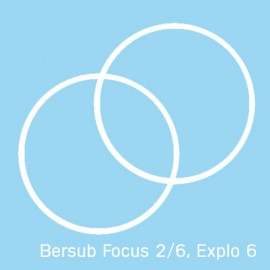 Bersub Kit de joints Focus 2/6 et Explo 6