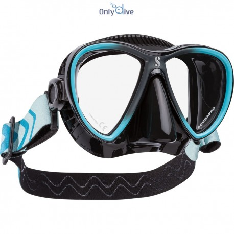 Scubapro Masque Synergy Twin Confort Strap