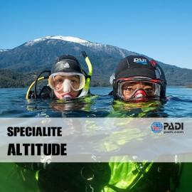 PADI Altitude