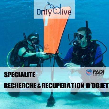 Cours PADI Nitrox Diver
