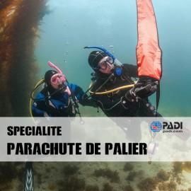 PADI Parachute de palier
