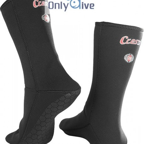Cressi Metallite Socken 2,5 mm