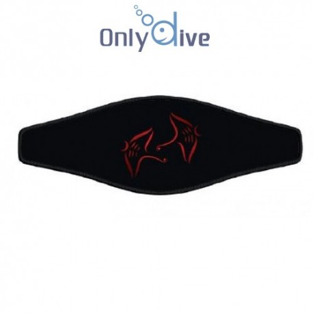 Neoprene Maskenband - Ray
