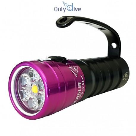 Bersub Tauchlampe Focus MAX 2/6 Lithium