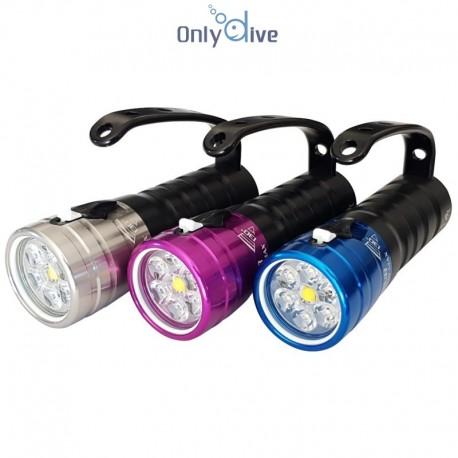 Bersub Tauchlampe Focus MAX AA