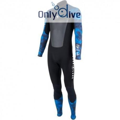 Aqualung Combinaison 3mm Hydroflex Camo Homme