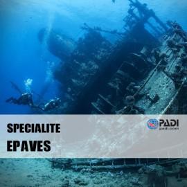 PADI Epaves