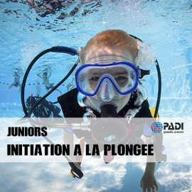 Juniors - Initiation à la plongée