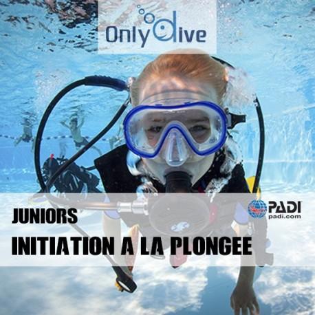 Juniors - Initiation à la plongée