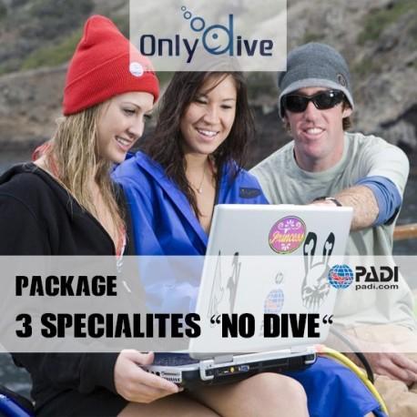 PADI Package 6 Specialties