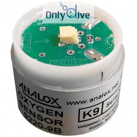 Sonde oxygène pour Analox O2EII