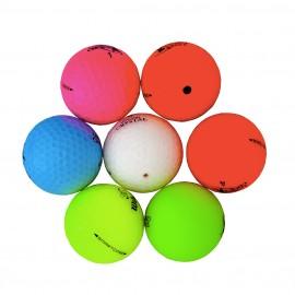 Balle de golf pour purge
