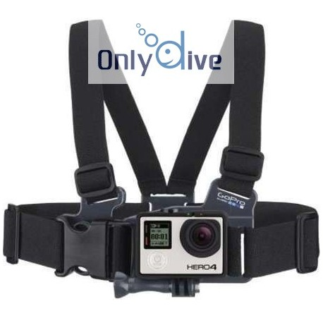 GoPro Chesty Fixation de poitrine Junior