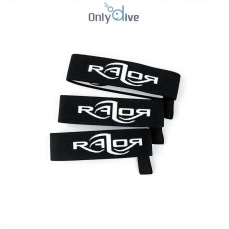 Razor Bandes élastiques pour cylindre S40 (3 pièces)