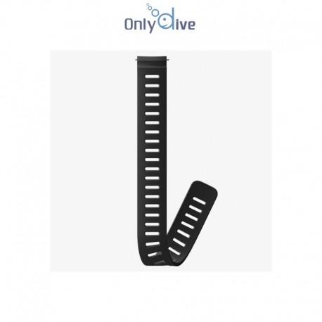 Suunto D5 - extension bracelet silicone lime